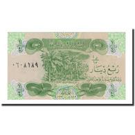 Billet, Iraq, 1/4 Dinar, 1993, KM:77, NEUF - Iraq