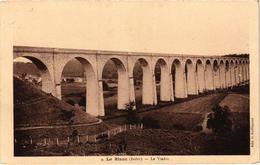 Le Blanc Le Viaduc  Belle Carte Postée En 1951 - Le Blanc