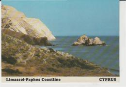 Postcard - Cyprus - Limassol To Paphos, Coastline - Unused Very Good - Ohne Zuordnung