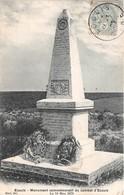 ECOUIS - Monument Commémoratif Du Combat D'Ecouis - France