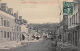 FLEURY SUR ANDELLE - L'ensemble De La Grande Rue - France