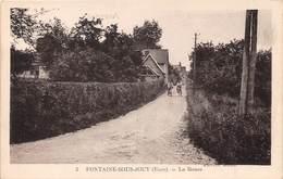 FONTAINE SOUS JOUY - La Ronce - France