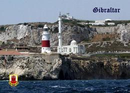 Gibraltar Mosque And Lighthouse New Postcard - Gibraltar