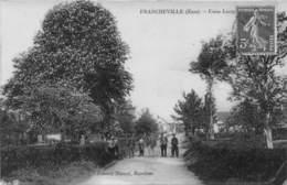 FRANCHEVILLE - Usine Leroy - France