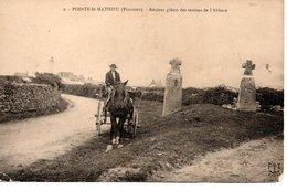 POINTE -St - MATHIEU - Anciens Gibets Des Moines De L'Abbaye - France