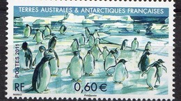 TAAF Poste 598 NEUF** TRES BEAU - Französische Süd- Und Antarktisgebiete (TAAF)