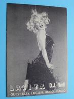 LA CITA ( D.J. Rudi - Trend Café - Nacht V/d Oldies ) BERGSTRAAT 125 > HEIST O/d BERG > Anno 2003 ( Zie/voir Photo ) ! - Cafés