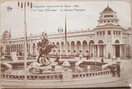 France Exposition Universelle De Gand 1913 - France