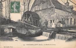 FONTAINE SOUS JOUY - Le Moulin De Launay - France