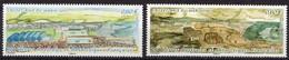 TAAF Poste 599/600 NEUFS** TRES BEAUX - Terres Australes Et Antarctiques Françaises (TAAF)