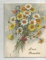 Leve Moeder. Bouquet De Marguerites. - Fête Des Mères