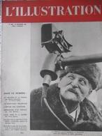 L'Illustration N° 5052 Du 30 Décembre 1939 La Résistance Finlandaise; Impressions D'un Torpillé - Journaux - Quotidiens