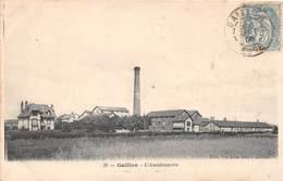 GAILLON - L'Amidonnerie - Courcelles - France