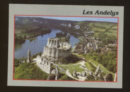 Les Andelys (27) : Chateau Gaillard Et La Seine - Les Andelys