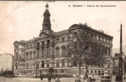 BILBAO PALACIO DEL AYUNTAMIENTO - Vizcaya (Bilbao)