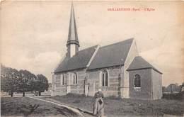 GAILLARDBOIS - L'Eglise - France