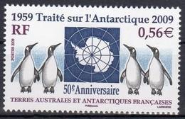 TAAF Poste 551 NEUF** TRES BEAU - Französische Süd- Und Antarktisgebiete (TAAF)