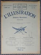 L'Illustration 4035 3 Juillet 1920 Sahara Mort Du Général Laperrine/Siam/Maroc/Révélations De Von Kluk/Hippisme Paris - Journaux - Quotidiens