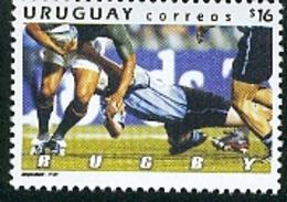 Rugby Uruguay 2006- N° 2295 - Rugby