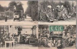 Lot De 100 Cartes Postales Anciennes Diverses, Très Bien Pour Un Revendeur Réf, 399 - Postcards