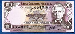 Nicaragua  -  100 Cordobas  - UNC - Nicaragua