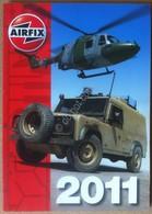 Catalogo Modellismo Statico - Airfix 2011 Inglese - Navi Aerei Mezzi Militari - Non Classificati
