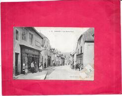 ORNANS - 25 - Les Quatre Rues - Vendue En L'état - DELC8/BES - - France