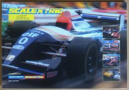 Catalogo Scalextric 1997 - Macchinine Piste Elettriche - Electronic Models - Altre Collezioni