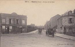 Gisors, Eure, Avenue De La Gare (pk57289) - Gisors
