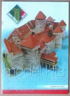 Catalogo Aedes Ars Model Kits Ceramic Mosaics - 2014 - Die Cast Modellino - Altre Collezioni