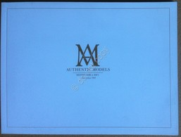 Catalogo - AM Authentic Models - Arredo E Modellismo - Edizione 2018 Con Listino - Vecchi Documenti