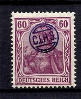 Haute-Silésie C.I.H.S. Michel N° 14 Neuf ** MNH. Signé Haertel. TB Et Rare! A Saisir! - Silésie (Haute & Orientale)