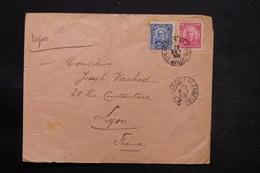 """BRÉSIL - Enveloppe De Alegre Pour La France En 1908 , Mention Manuscrite """" Vapor """" - L 25401 - Cartas"""