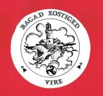 1 Autocollant VIRE Calvados BAGAD EOSTIGED ( Musique Bretonne ) - Autocollants