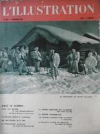 L'Illustration N° 5049 Du 9 Décembre 1939 La Finlande En état De Défense; Les Nettoyeurs De La Mer - Journaux - Quotidiens