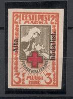Estland Estonia 1923 Michel 46 B MNH Signed - Estland