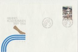 FINLAND 1989 FDC Hannes Kolehmainen 1889 - 1966.BARGAIN.!! - Finlande
