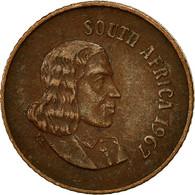 Monnaie, Afrique Du Sud, Cent, 1967, TTB, Bronze, KM:65.1 - Afrique Du Sud
