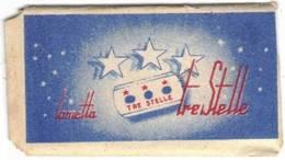 LAMETTA DA BARBA - TRE STELLE MILANO  -   ANNO 1930 - - Lamette Da Barba