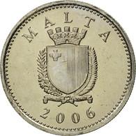 Monnaie, Malte, 10 Cents, 2006, FDC, Copper-nickel, KM:96 - Malta