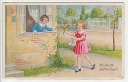 Hartelijk Gefeliciteerd, Buon Compleanno, Happy Birthday - Enfants