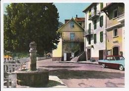 CPSM 06 SAINT MARTIN D'ENTRAUNES La Place - France