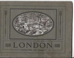 LONDON Containing 101 Views LONDRES  40 Pages Editions THE DAINTY SERIES * - Vieux Papiers