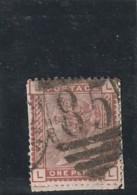 /// Grande Bretagne - N° 68 Côte 10€ - 1840-1901 (Victoria)