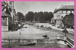 74 Haute Savoie Annecy Place De La Mairie ( Hotel De Ville )( Quai Eustache Chappuis ) - Annecy
