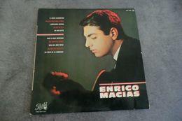 Disque 25 Cm De Enrico Macias - Un Soir D'été - Pathé AT 1135 M - 1962 - Formats Spéciaux