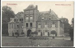 ECAUSSINNES - Entrée Du Château De La Folie 1912 - Ecaussinnes