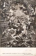 53/FP/19 - ROMA - Baciccio: La Volta Della Chiesa Del Gesù - Roma