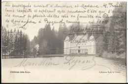 Meix-Devant-Virton - Château De La Soye - 1906 - Meix-devant-Virton
