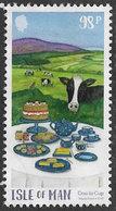 Isle Of Man 2017 Green Mann 98p Good/fine Used [39/32018/ND] - Isle Of Man